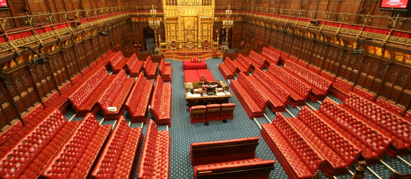Peerless: Should an Elected Senate Replace the House of Lords?