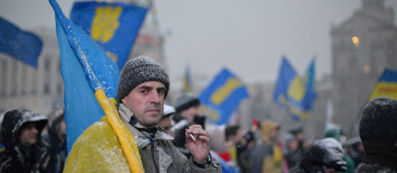 The Success of Russia's Propaganda: Ukraine's 'Banderovtsy'