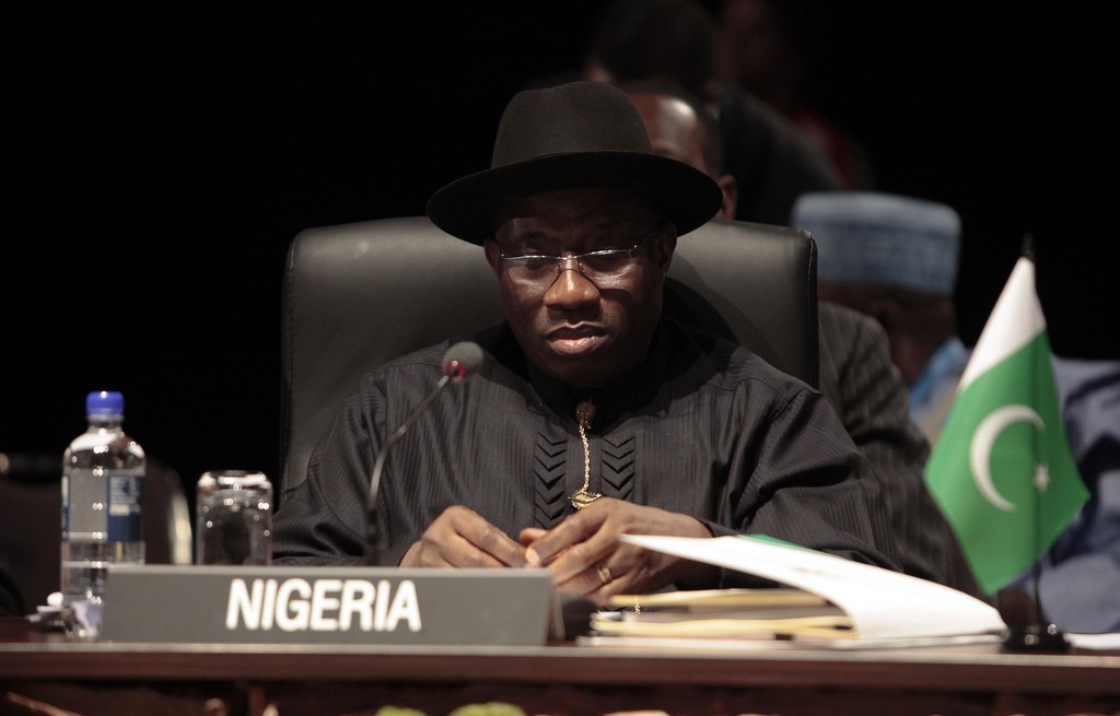 Nigeria's current President, Goodluck Jonathan. This year's election is expected to be the closest for over 20 years.