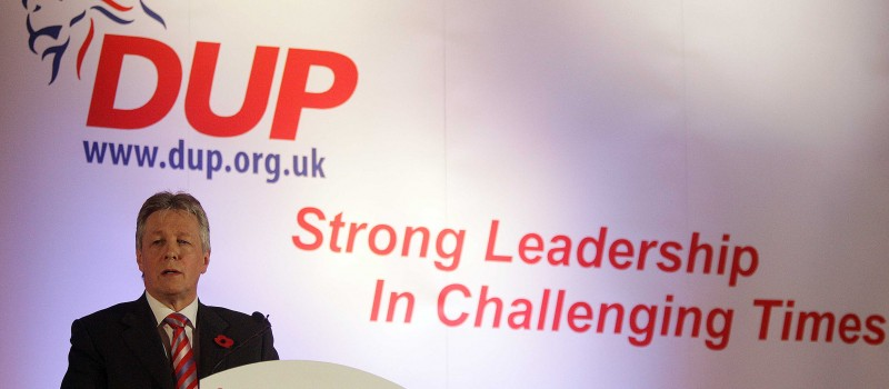 Forget the SNP: what about the DUP?