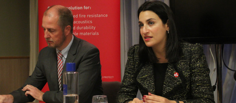 Luciana Berger, former Labour MP and founder of the Independent Group. Source: Flickr