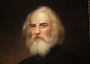 Henry Wadsworth Longfellow. Source: Wikimedia Commons